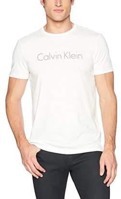 Calvin Klein Men's Short Sleeve Logo T-Shirt