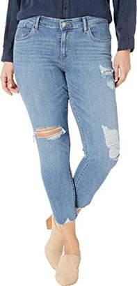 Levi's Women's Plus-Size 711 Skinny Ankle Jeans