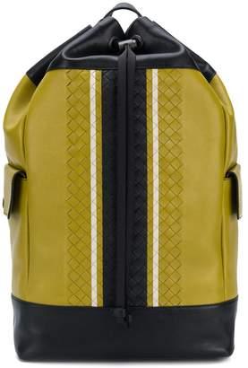 Bottega Veneta chamomile vialinea calf backpack