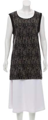 Thomas Wylde Sleeveless Printed Tunic
