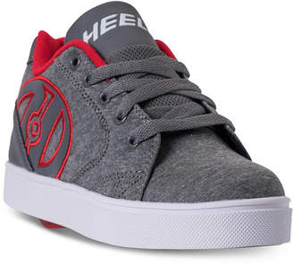 Heelys Big Boys' Vopel Wheeled Skate Casual Sneakers from Finish Line