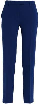 Moschino Crepe Straight-Leg Pants