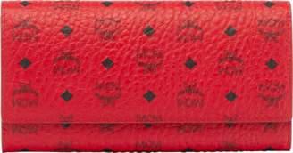 MCM Color Visetos Two Fold Wallet