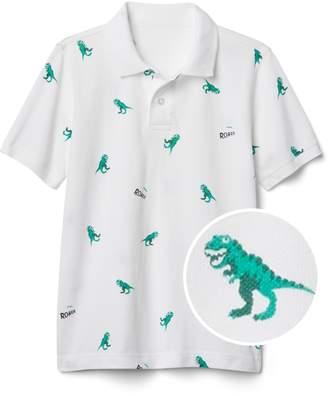 Gap Dino Polo Shirt