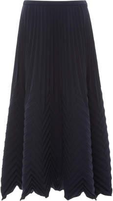 Ralph Lauren Zhanna Midi Skirt
