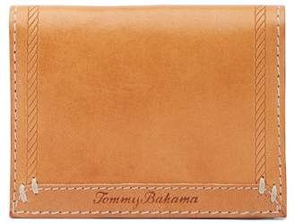 Tommy Bahama Vegetable Leather Trifold Wallet