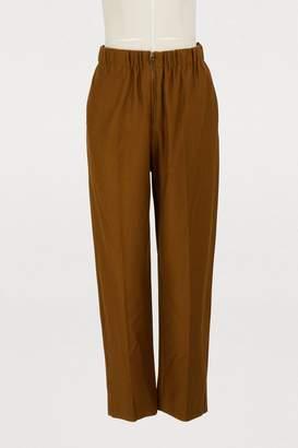 Forte Forte Zipper pants