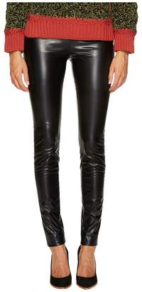 M Missoni Faux Leather Leggings Women's Casual Pants