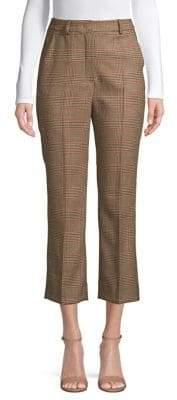 Max Mara Nord Wool Long Pants