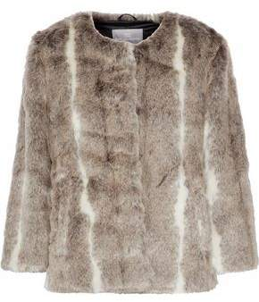 Tart Collections Lucille Faux Fur Coat