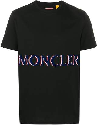 Moncler 1952 logo print T-shirt
