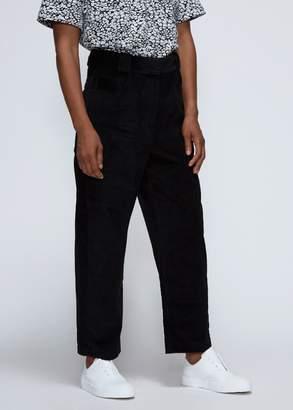 Cédric Charlier Cord Crop Trouser
