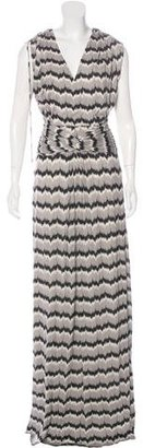 Alice by Temperley Abstract Print Maxi Dress w/ Tags $130 thestylecure.com