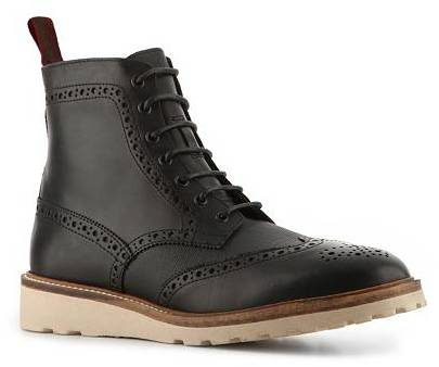 Natha Studio Leather Wingtip Boot