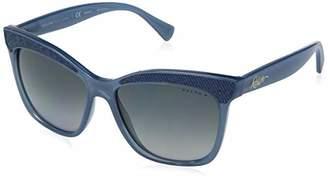Ralph Lauren Ralph by Women's Plastic Woman Square Sunglasses