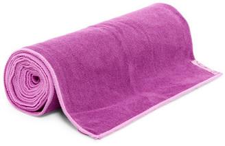 Gaiam Dual-Grip Yoga Mat Towel $34.98 thestylecure.com