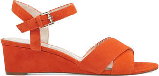 Nine West Lucyme Wedge Sandals