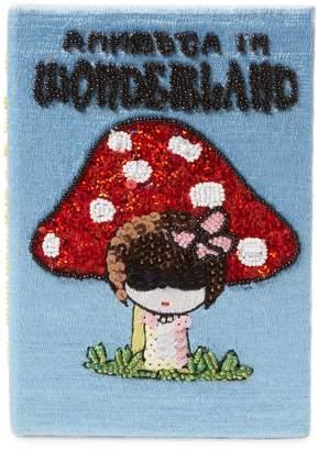 Mua Mua Dolls Women's Annetta In Wonderland Book Clutch