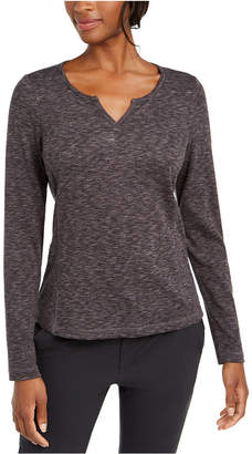 Hi-Tec Space-Dyed Ribbed Active Top