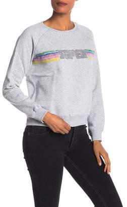 Rebecca Minkoff Super Graphic Sweatshirt