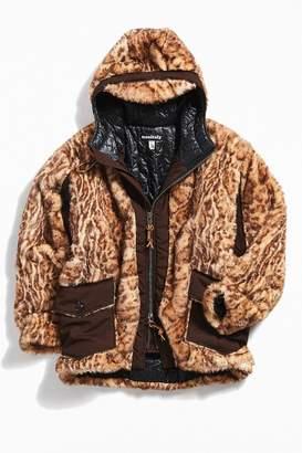 d919ff172df7 ... Monitaly Faux Fur Coat