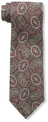 Rossovivo Men's Paisley Tie