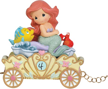 Precious Moments Disney Parade Ariel - Make A Splash On Your Birthday