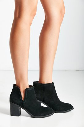 Maude Suede Ankle Boot $89 thestylecure.com