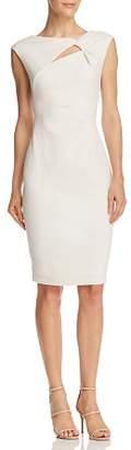 Adrianna Papell Cutout Sheath Dress