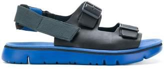 Camper ridged sole sandals