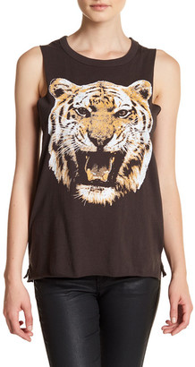 Chaser Tiger Muscle Tee $59 thestylecure.com