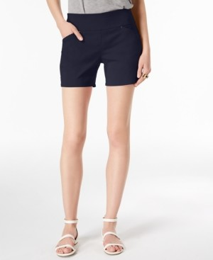 INC International Concepts I.n.c. Petite Pull-On Shorts, Created for Macy's