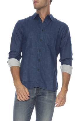 Kato Chambray French Seam Shirt