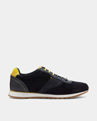 Ted Baker SHINDLS Classic suede sneakers