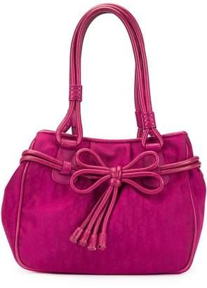 Christian Dior Pre-Owned Trotter Pattern handbag