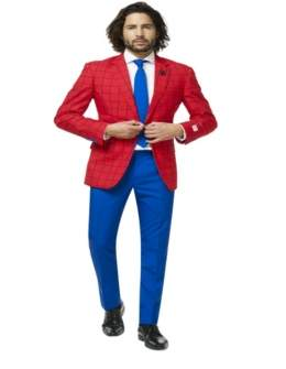 Spiderman Opposuits OppoSuits Men's Licensed Suit