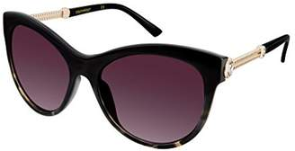 Southpole Women's 238sp-oxts Cateye Sunglasses