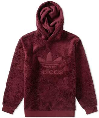 adidas Winterised Pullover Hoody