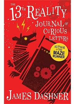 Scholastic The 13Th Reality #1: Journal Of Cuious Letters