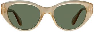 Garrett Leight Garret Leight Del Rey 50 Sunglasses