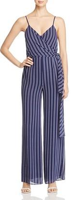 MICHAEL Michael Kors Bengal Stripe Jumpsuit $155 thestylecure.com