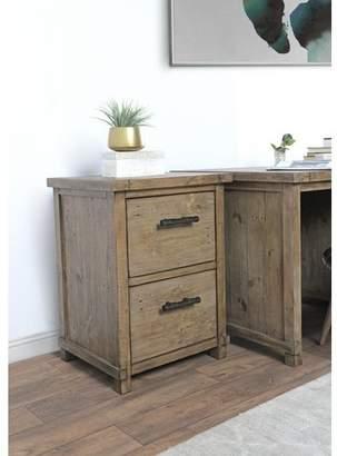 Lark Manor Gertrude 2-Drawer Vertical Filing Cabinet