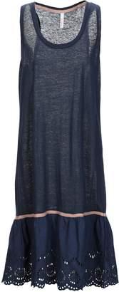 Sun 68 Knee-length dresses