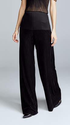 Vatanika High Waisted Wide Leg Pants