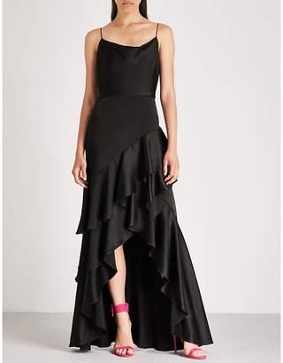 Alice + Olivia Ruffle Hem Dresses - ShopStyle