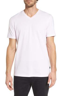 BOSS Tilson Slim Fit V-Neck T-Shirt