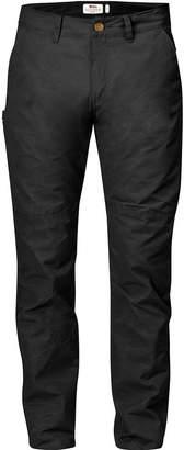 Fjallraven Sormland Tapered Trousers - Men's