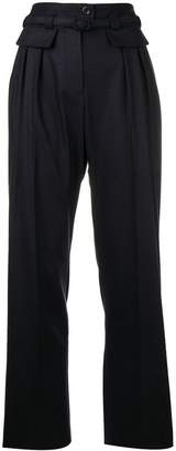 A.P.C. high waist tailored trousers