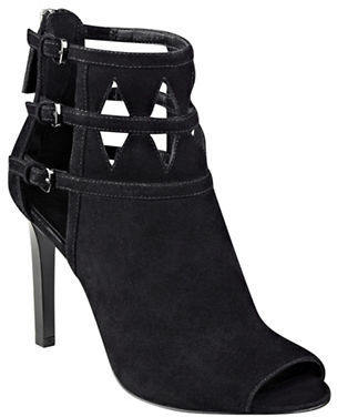 Nine West Nine West Laulani Suede Booties
