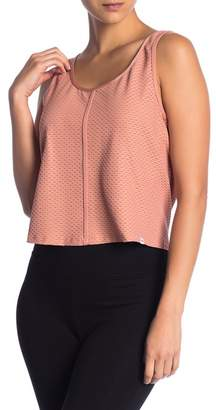 Koral Scoop Neck Sleeveless Top